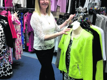 Alison Buchan has owned and run her clothing shop, Tuleni, since 1991