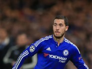 Eden Hazard scored twice late on for Chelsea but Real Madrid ran out victors