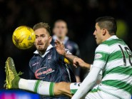 Ross County's Martin Woods, left, will miss the trip to Alloa