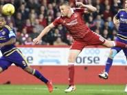 Aberdeen hosted Slovenian side Maribor at Pittodrie Stadium on Thursday night