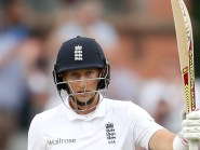 Joe Root's 10th Test hundred helped to put England in charge at Old Trafford