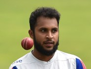 Adil Rashid could make his first Test appearance on home soil this week