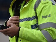 A biker has been injured in a crash on the A82