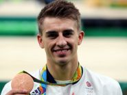 Max Whitlock won two gold medals in Rio