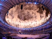 The Olympic Games came to a colourful end at the closing ceremony in Rio
