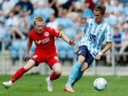 James Maddison, right, in action for Coventry (courtesy, canaries.co.uk)