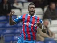 Inverness striker Lonsana Doumbouya