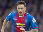 Greg Tansey scored the second goal for Inverness against Dundee