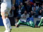 Niyi Adeolokun scored Connacht's first try
