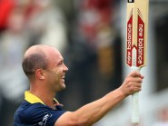 Jonathan Trott resumed his career, with England and Warwickshire, after his stress-related illness in 2013-14
