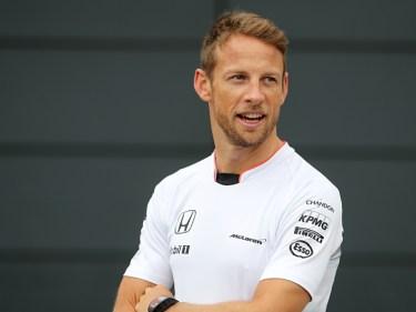 Jenson Button is preparing to race in his 300th grand prix