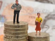 A poll found more than two in five young women currently believe that their gender will hold them back in their career
