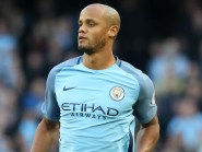 Manchester City captain Vincent Kompany is being cautious on his return from injury
