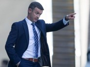 Ross County manager Jim McIntyre, pictured, is hoping for more Chris Burke quality