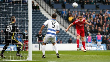 Betfred Cup Final: Dons players don't fear Celtic