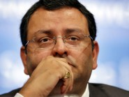 Cyrus Mistry has been removed as chairman of the giant Indian conglomerate (AP)