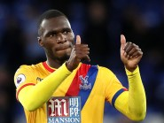 Christian Benteke has netted three times for Crystal Palace after leaving Liverpool in the summer