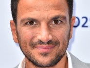 Footage of Peter Andre's experience showed him laughing nervously as he reached the first 3-4 pain level