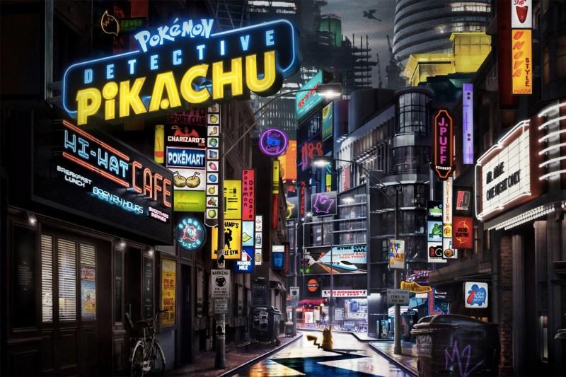 """Résultat de recherche d'images pour """"detective pikachu film"""""""