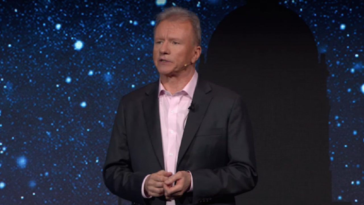 Jim Ryan, PDG de Sony Interactive Entertainment
