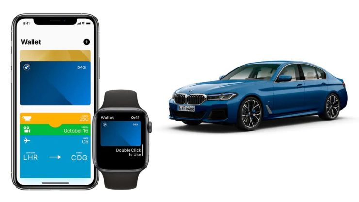 BMW Digital Key