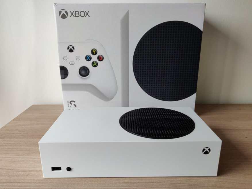 Test Xbox Series S X
