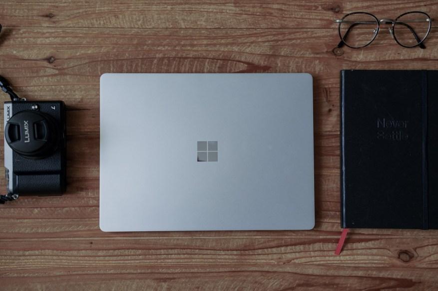 test microsoft surface laptop go design ferme