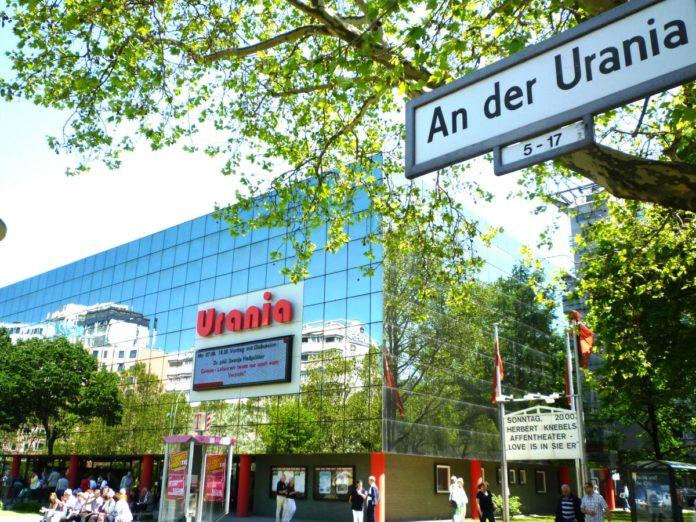 Berlin gemeinsam gestalten: Müller und Lompscher in der Urania