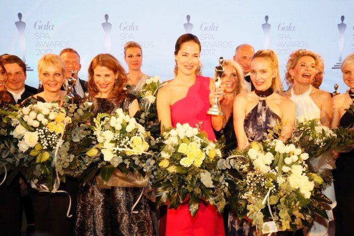 "GALA SPA AWARDS 2017: Ana Ivanovic ist ""Beauty Idol"" 2017"