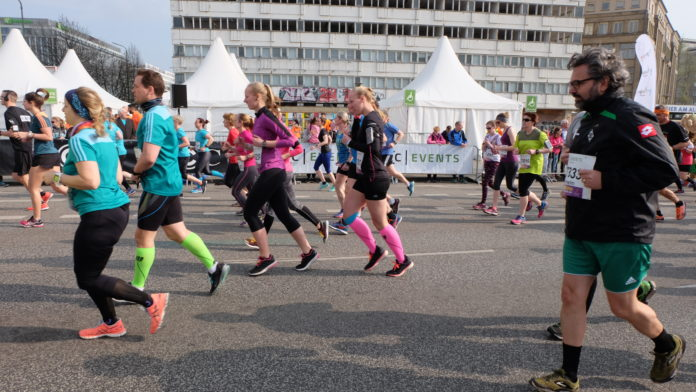 32. Haspa Marathon Hamburg