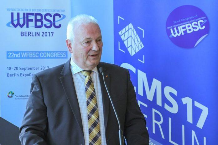 CMS Presseevent 24. April 2017 - Erfreuliche Wirtschaftsentwicklung in der Gebäudereinigung -