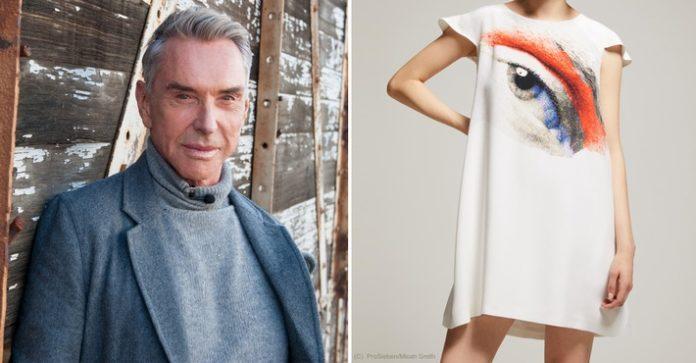Germany's Next Topmodel-Finale: Wolfgang Joop versteigert Unikat Auktionsportal United Charity bietet Kleid von Wolfgang Joop zugunsten des Red Nose Day 2017 an
