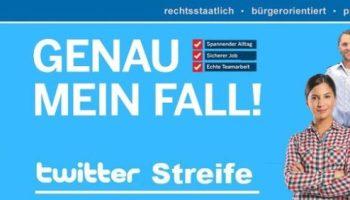 Twitter Polizei 12 Stunden Live Presseonline