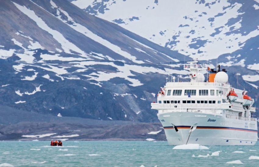 Tourismus, MS BREMEN, Tourismus / Urlaub, Schifffahrt, Polar Ship Certificate, Polar Code, Kreuzfahrt, Hamburg
