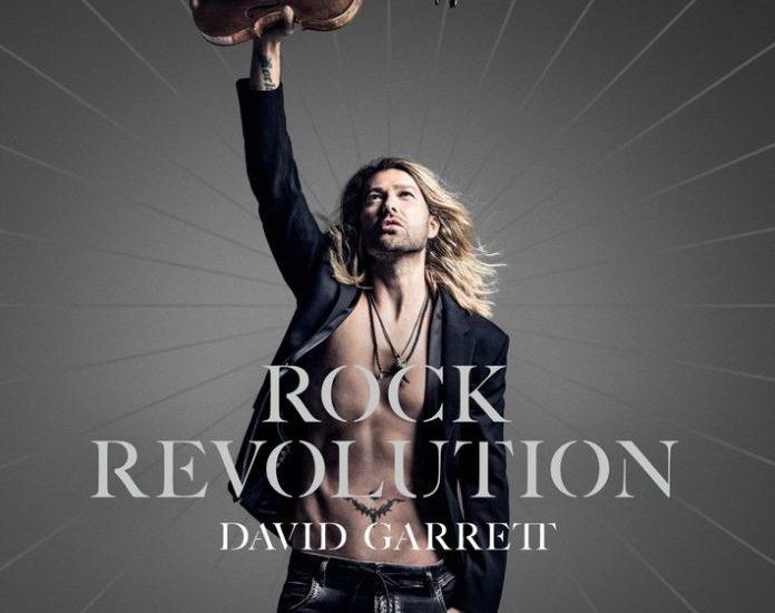 David Garrett ,Rock Revolution