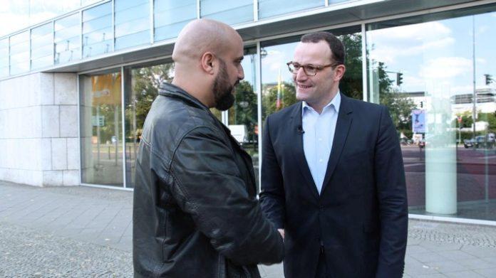 Bild, Politiker-Check, Medien / Kultur, TV-Ausblick, Abdelkarim, Fernsehen, Politik, Partei, Wahlen, München