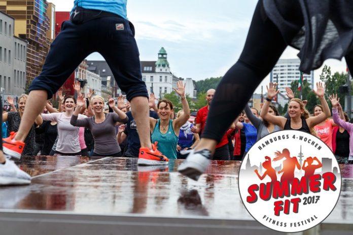 Fitnessstudio, Sport, Wellness, Summerfit, Freizeit, Fitness, Panorama, Bild, Fitnesskurs, Lifestyle, Hamburg
