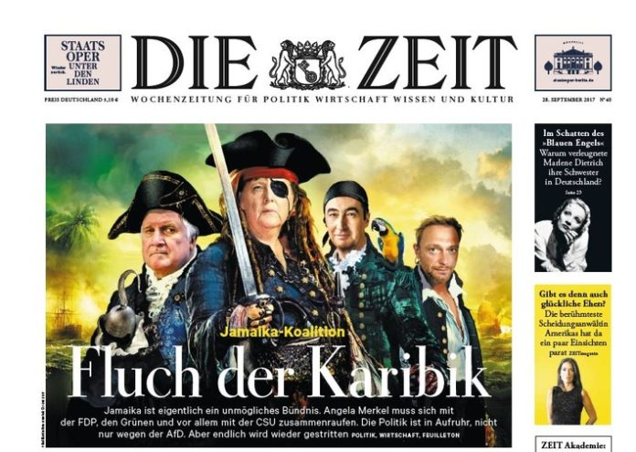 Medien, Bild, Bundespräsident, AfD, Frank-Walter ,Steinmeier, Politik, Ostdeutschland, Medien / Kultur, Governance, Hamburg