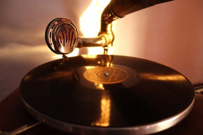 Grammophon ,Musik,Unterhaltung
