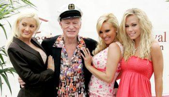 Hugh Hefner,Playboy,amerikanischen Ikone