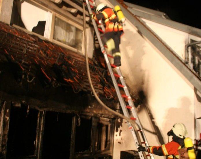 Neubulach (Kreis Calw),Polizei,Feuerwehr,Rettungsdienst,Brand