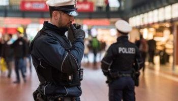 Hamburg ,Polizei,