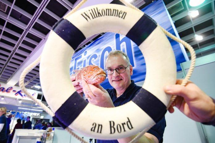 Tierhaltung, Verbraucher, Bild, Agrar, Meeresfrüchte, Panorama, Messen, Fisch, Lebensmittel, Wirtschaft, Berlin