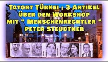 Politik, Menschenrechte, Peter Steudtner, Türkei, Bamberg / Forchheim