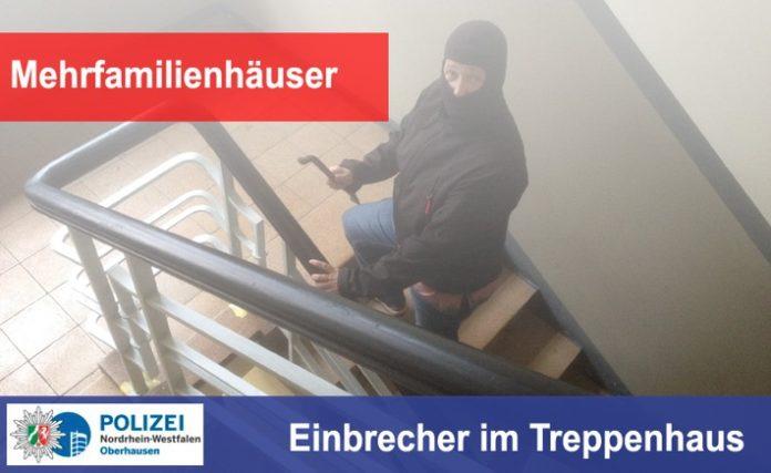 #Wohnungseinbrüche,Oberhausen,Polizei,Straftat