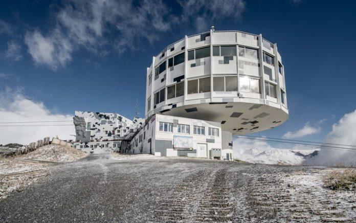 Ski, Tourismus / Urlaub, Bild, Wintersport, Schweiz, Panorama, Crap Sogn Gion, Tourismus, Laax