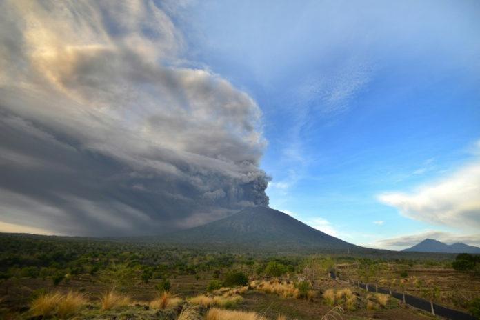 Vulkans Agung,News,Bali,Denpasar