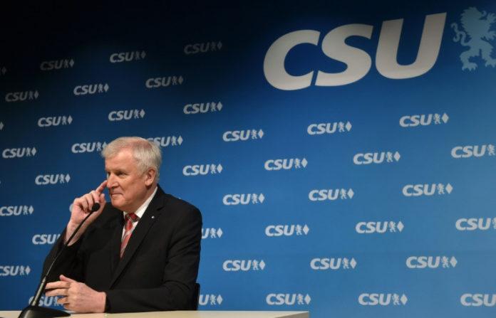 Horst Seehofer,Politik,Koalitionsverhandlungen,CSU,SPD,