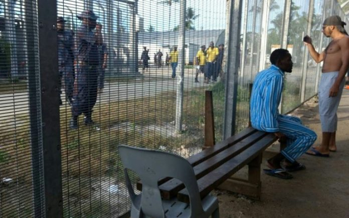 Polizei,Papua-Neuguinea,Manus,Flüchtlingslager,News
