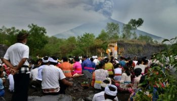 Bali,News,Vulkans Agung, Mount Agung,